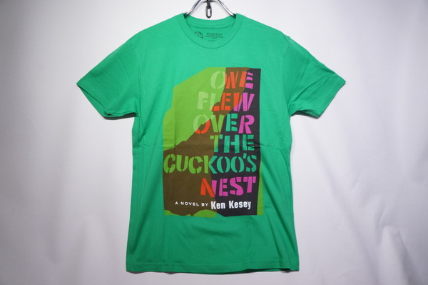 【OUT OF PRINT】 ONE FLEW OVER THE COCKOO'S NEST -GREEN-