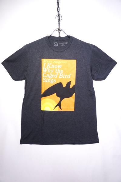 【OUT OF PRINT】 I KNOW WHY THE CAGED BIRD SINGS-BLACK-