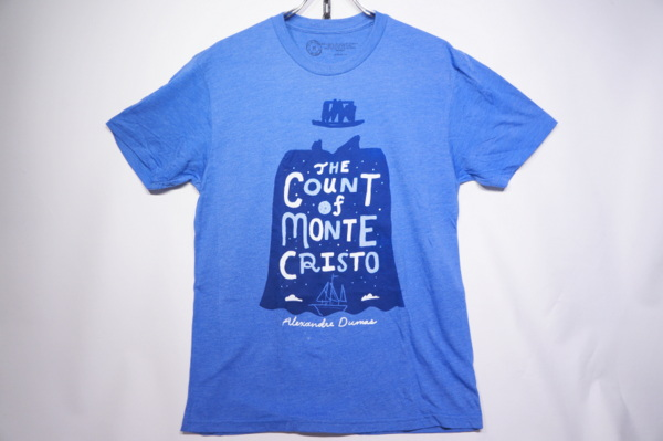 【OUT OF PRINT】 THE COUNT OF MONTE CRISTO -H BLUE-