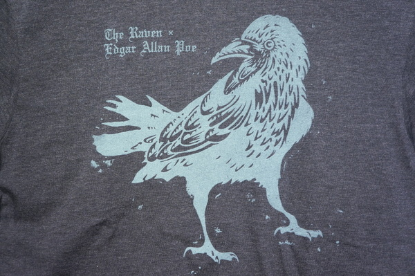 【OUT OF PRINT】 THE RAVEN PENGUIN HORROR -H BLACK-