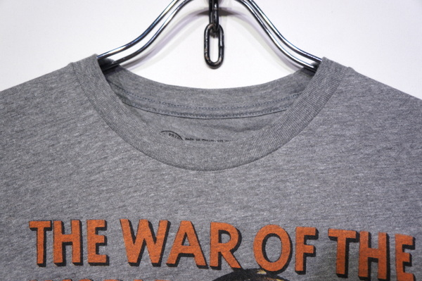 【OUT OF PRINT】 THE WAR OF THE WORLDS -H GREY-
