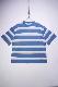 【MODEM DESIGN】 BORDER BIG TEE -BLUE- M-2101759