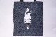 【OUT OF PRINT】 MISS PEREGRINE'S HOME FOR PECULIAR CHILDREN TOTE BAG-BLACK-