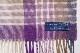 【HIGHLAND TWEEDS】 NEW STOLE 50x185 -S0420 NEW SHAM LILIC-
