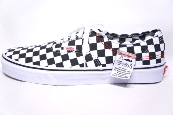 【VANSLIFESTYLE】 AUTHENTIC HC-DIY CHECKERBOARD TRUE WHITE- VN0A4UUC1AA
