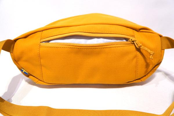 【FJALLRAVEN】 ULVO HIP PACK MIDIUM -RED GOLD- 23165