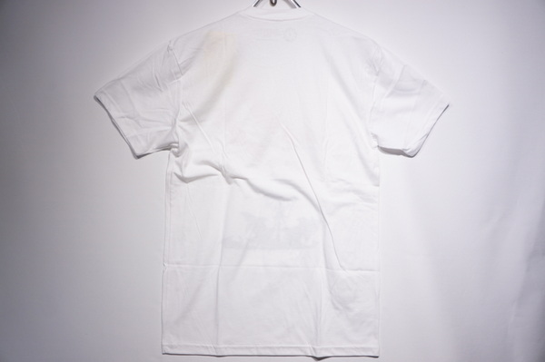 【OUT OF PRINT】 AND STILL I RISE TSHIRT -WHITE-