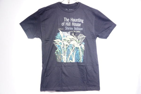 【OUT OF PRINT】 THE HAUNTING OF HILL HOUSE T SHIRT -BLACK-