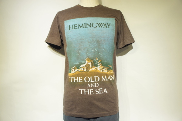 【OUT OF PRINT】 THE OLD MAN AND THE SEA -BROWN-