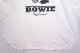 【HOMMAGE TEE】 BOWIE 3/4 SLEEVE -H GREY-