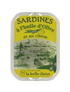 オイルサーディン シトロン風味