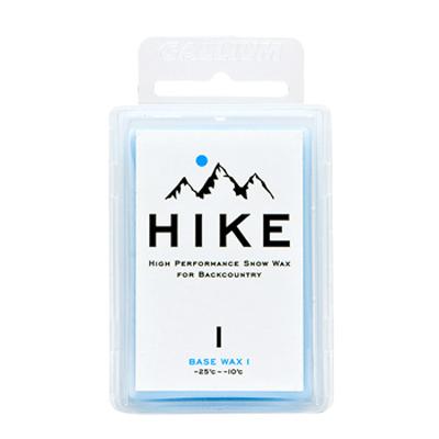 【HIKE】BASE WAX - 100g [1/2/3/4][ベースワックス][ネコポス/レターパック対応]