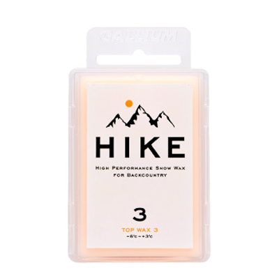 【HIKE】TOP WAX - 50g [1/2/3/4][トップワックス][ネコポス/レターパック対応]
