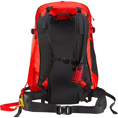 ARC'TERYX Voltair 30 Backpack アークテリクス ヴォルトエア 30 バックパック [バッテリー/チャージャーセット][Black]