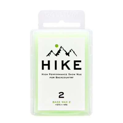 【HIKE】BASE WAX - 200g [1/2/3/4][ベースワックス][レターパック対応]