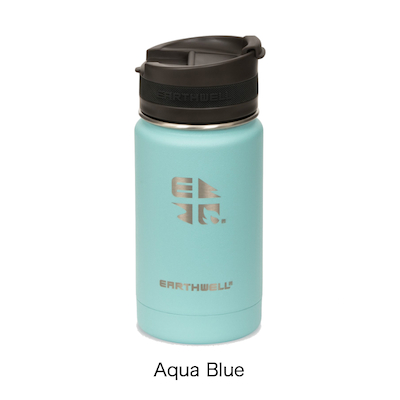 【EARTHWELL】Roaster Bottle - 12oz / Insulated Wide Mouth [355ml][3色]