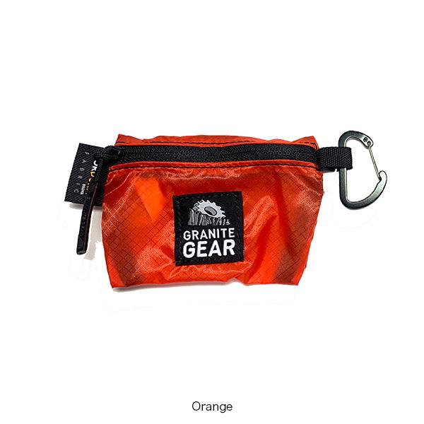 【GRANITE GEAR】Trail Wallet - Small グラナイトギア トレイル ウォレット [スモール][6色][ネコポス対応]