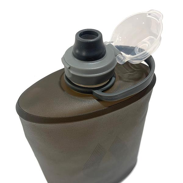 【HydraPak】Stow 500ml ハイドラパック ストウ ボトル 500ml [Mammoth][レターパック対応]
