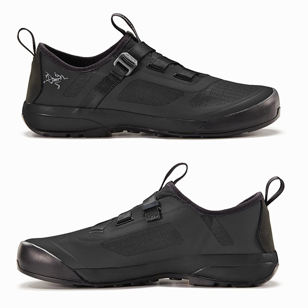 ARC'TERYX Arakys Approach Shoe Men's アークテリクス アラキス アプローチ シューズ メンズ [Black/Black][2021SS]