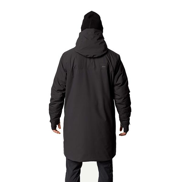 【HOUDINI】M's Fall in Parka フーディニ フォール イン パーカ メンズ [True Black][2020FW]