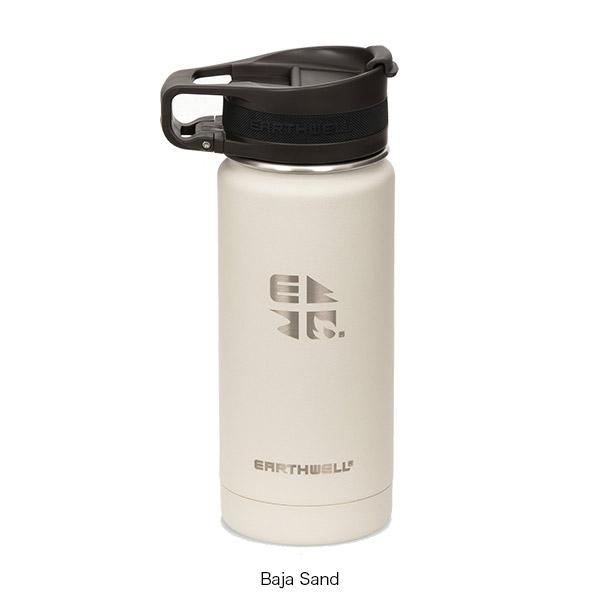 【EARTHWELL】Roaster Loop Bottle - 16oz アースウェル ロースター ループボトル [473ml][4色]