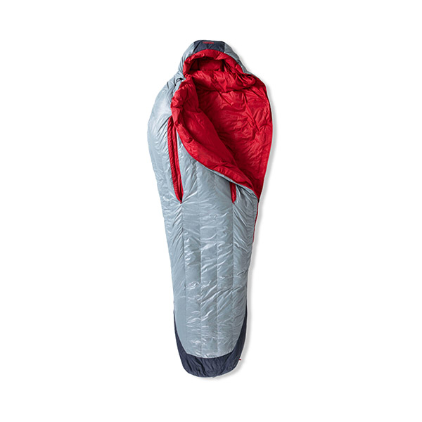 【NEMO】Kayu 15 Sleeping Bag Men's ニーモ カユ 15 [183cm][Titanium/Stoke][2021SS]
