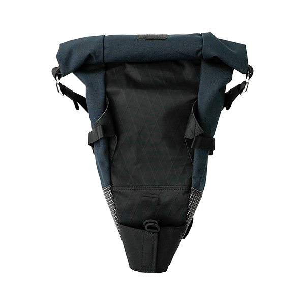 【RawLow Mountain Works】Bike'n Hike Post Bag - Papersky Ver. ロウロウ マウンテン ワークス バイクン ハイク ポスト バッグ [10L][Navy Blue]