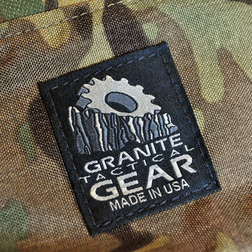 【GRANITE TACTICAL GEAR】Tactical Hip Zip US タクティカル ヒップ ジップ [MADE IN USA][2色][レターパック対応/日時指定不可]