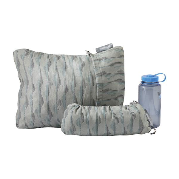 【THERMAREST】Compressible Pillow - S サーマレスト コンプレッシブル ピロー [スモール][3色][2020SS]