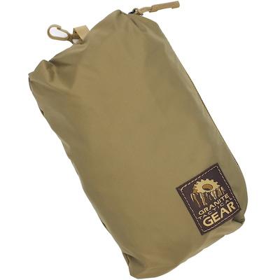 【GRANITE GEAR】Tactical Packable Courier グラナイトギア タクティカル パッカブル クーリエ [13L][Coyote]