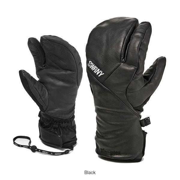 【SWANY】Hawk Under 3-Finger Mitt Men's スワニー [ミトン][グローブ][メンズ][2色]