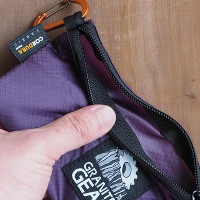 【GRANITE GEAR】Trail Wallet - Large グラナイトギア トレイル ウォレット [ラージ][2色][ネコポス対応]