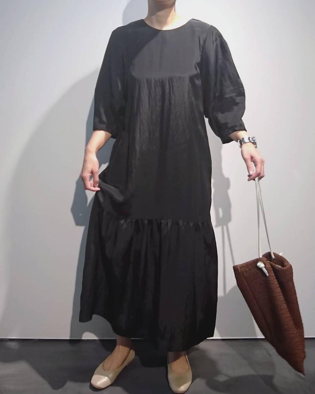 【SONO】ヴィンテージワッシャーワンピース