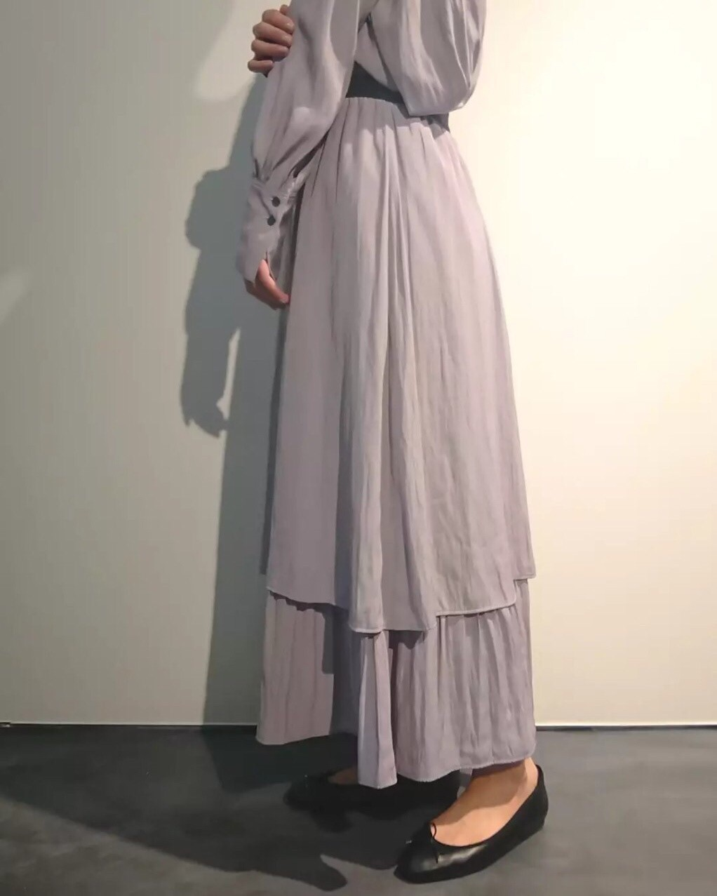 【Boutique Ordinary】ヴィンテージフレアスカート