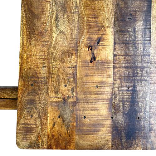 RJ古材フォールディングテーブル 100x70xH73