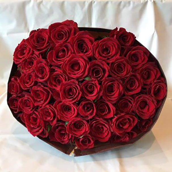 Red Roses 40