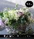 ★ 江戸紫 ~ お供えギフト/柔らかな色合いのバスケットアレンジ ~ [ アレンジメント ロースタイル ]   都心エリア限定配送