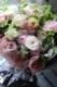 特選花束 L 桃葉 momoha どことなく水彩画のような優しげな奥行き感 レディライクなピンクのグラデーションブーケ