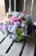 アレンジメント L 碧潭 hekitan【6月の花】季節限定の青色ハイドランジアとパフィオのアレンジで個性的に ★季節限定 5/25~7/25
