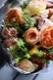 特選花束 L 回青橙 kaiseitou パッと明るく! 定番のビタミンカラーをライフデコ テイストのローズギフトで
