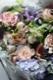骨董菫 ~ 生命力溢れるシャビーシックなブーケを、エレガントな季節のお薦め花材で。 ~ [ 特選花束 L size ]