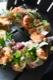 ★ 夏橙  ~ パッと明るく! 定番のビタミンカラーをライフデコ テイストのローズギフトで。   [ フラワーリース 38cm ]    都心エリア限定配送