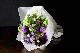 楝色 - Ouchiiro - 穏やかな時間が流れる 大人の上質なブーケ[ 特選花束 M size ]