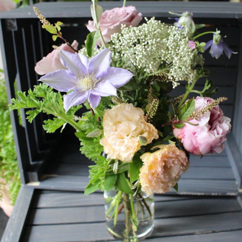ご自宅用花束 次世代フローリストによる季節のおまかせブーケ ★送料無料