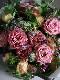 赤香 - akakou【7月の花】バラと夏の花 〜 暑い季節にも花もちが良い品種のバラと旬の花やハーブを合わせたブーケ〜 [ 花束 L size ] ★ 季節限定  6月〜 8月