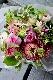香庭-koutei 香りのバラが咲き誇るフェミニンなローズギフト[ アレンジメント M size ]香庭シリーズ