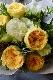 アレンジメント S 黄麦- Kimugi 幸せを感じる新しい朝に飾りたくなるフラワーアレンジ