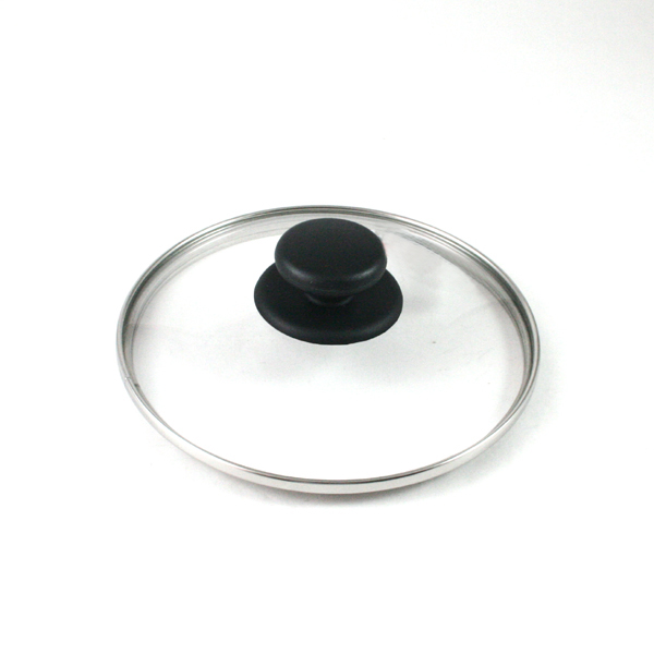 ユミック フライパンカバー強化ガラス(ガラス蓋) φ16cm
