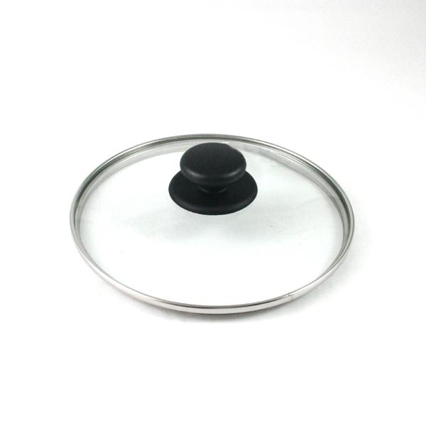 ユミック フライパンカバー強化ガラス(ガラス蓋) φ18cm