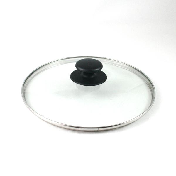 ユミック フライパンカバー強化ガラス(ガラス蓋) φ24cm